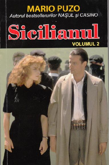 Sicilianul vol 2 - Mario Puzo